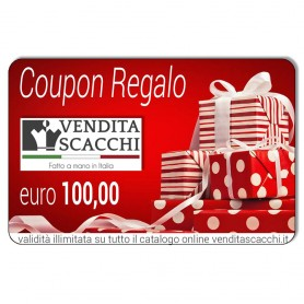 Coupon Regalo 100€