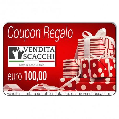 Coupon Regalo 100€