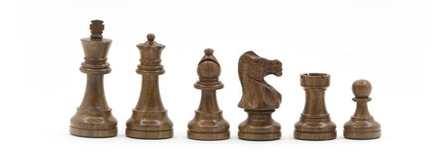 Scacchi classici staunton artigianali in legno pregiato