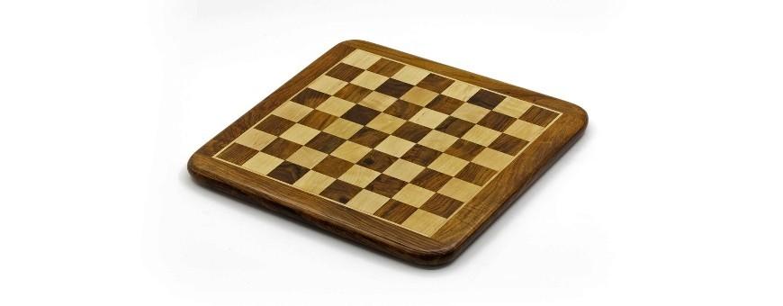 Scacchiere in legno artigianali fatte a mano in Italia