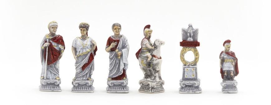 Scacchi artistici particolari fatti a mano in alabastro legno metallo