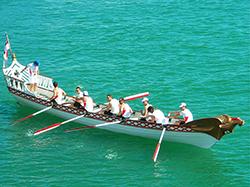 Repubbliche Marinare Barca di Genova