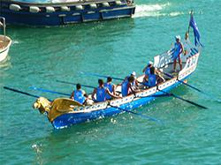 Repubbliche Marinare Barca di Amalfi