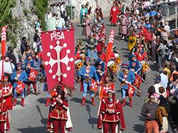 Repubbliche Marinare Corteo di Pisa